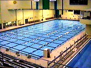 UB swimming pool